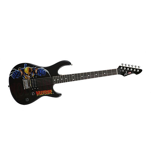 Peavey Marvel Wolverine Rockmaster Electric Guitar