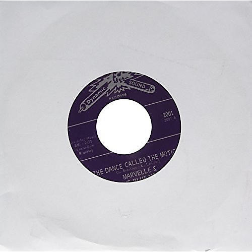 Alliance Marvelle & the Blue Mats - Dance Called the Motion