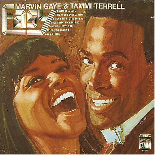 Alliance Marvin Gaye - Easy (With Tammi Terrell)