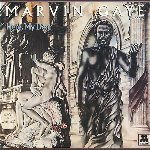 Alliance Marvin Gaye - Here, My Dear