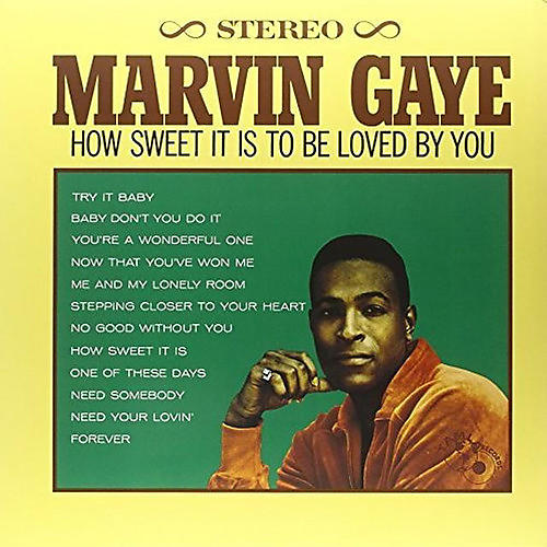 Alliance Marvin Gaye - How Sweet It Is to Be Loved By You