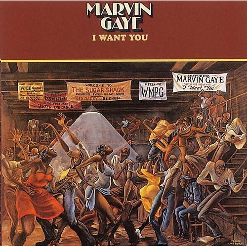 Alliance Marvin Gaye - I Want You
