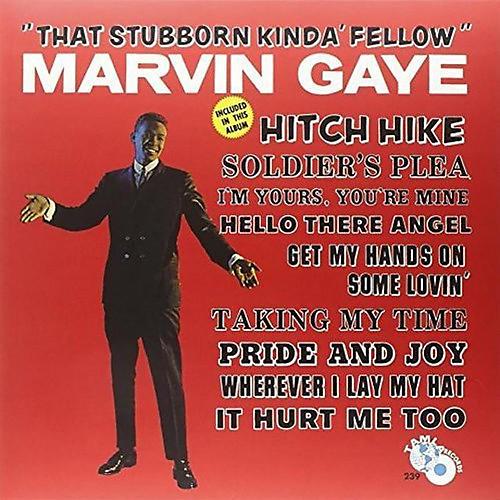 Alliance Marvin Gaye - That Stubborn Kinda' Fellow