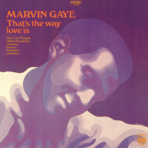 Alliance Marvin Gaye - That's the Way Love Is