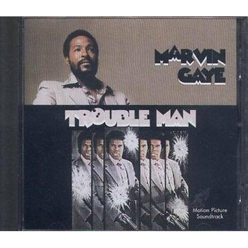 Alliance Marvin Gaye - Trouble Man