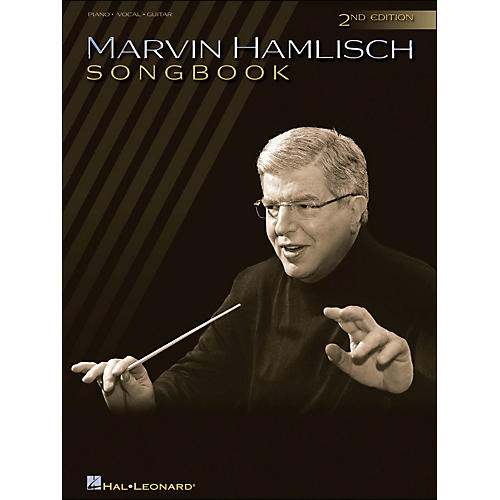 Hal Leonard Marvin Hamlisch Songbook 2nd Edition arranged for piano, vocal, and guitar (P/V/G)