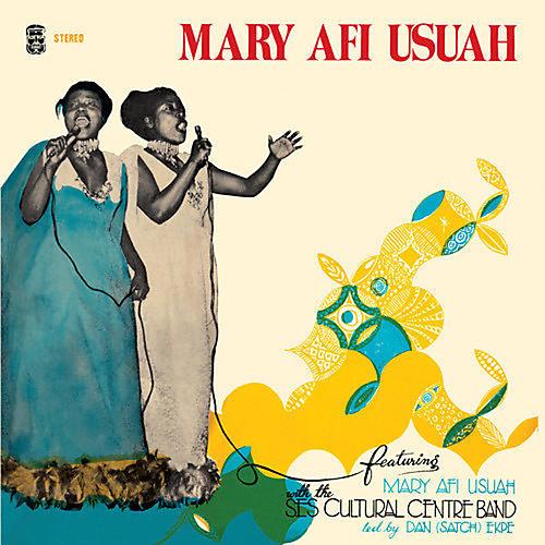 Alliance Mary Afi Usuah - Ekpenyong Abasi