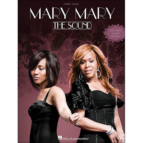 Hal Leonard Mary Mary - The Sound arranged for piano, vocal, and guitar (P/V/G)