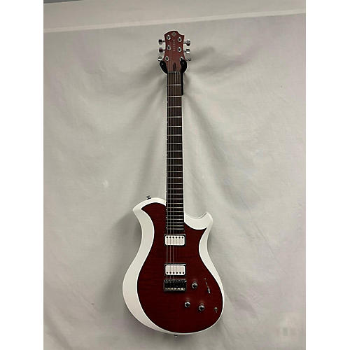 Relish Guitars Mary One Solid Body Electric Guitar Red