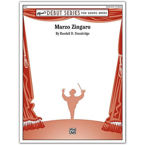 Alfred Marzo Zingaro Conductor Score 1.5 (Easy)