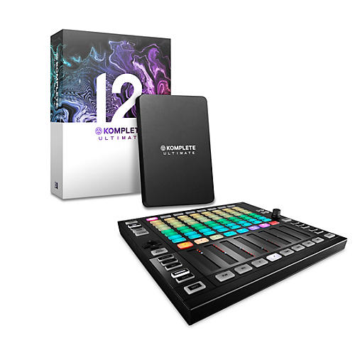 Native Instruments Maschine Jam with Komplete 12 Ultimate
