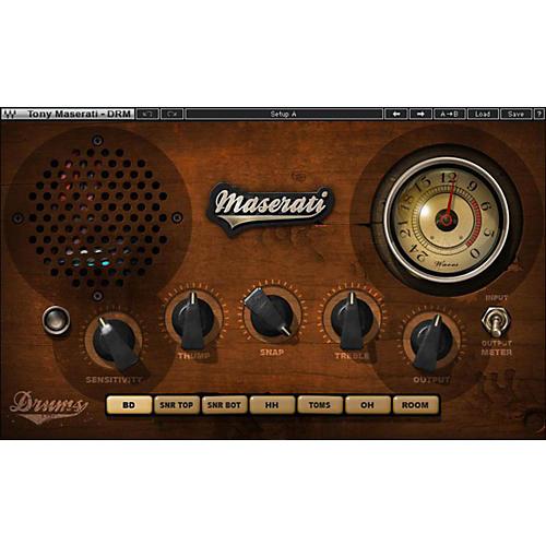 Waves Maserati DRM Native/SG Software Download