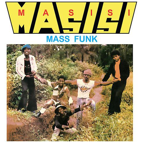 Alliance Masisi Mass Funk - I Want You Girl
