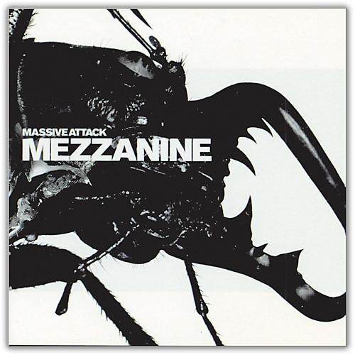 Universal Music Group Massive Attack - Mezzanine [Vinyl 2 LP]