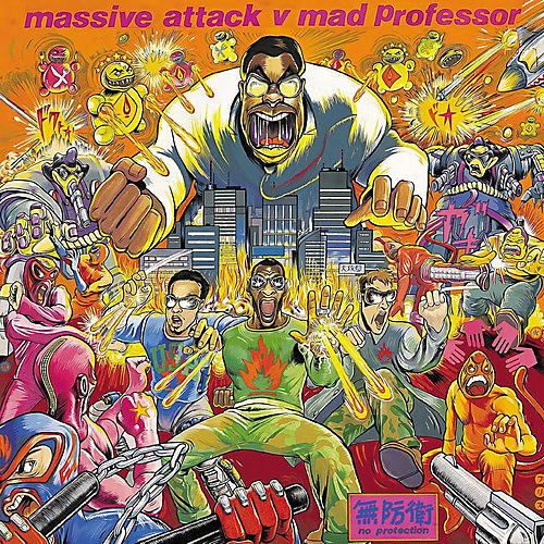 Alliance Massive Attack - No Protection