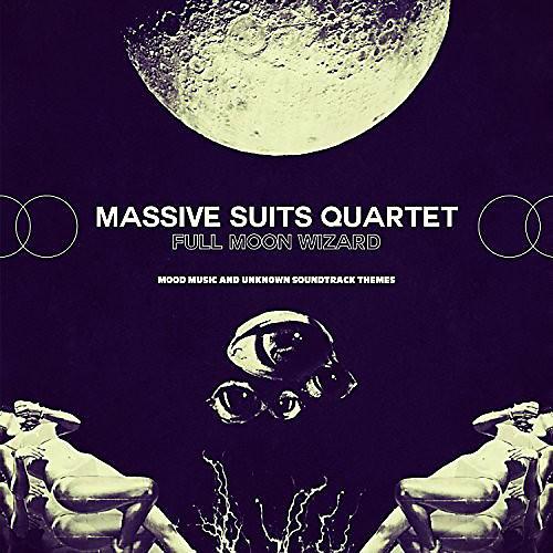 Alliance Massive Suits Quartet - Full Moon Wizard (Original Soundtrack)