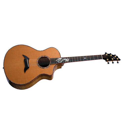 Breedlove Master Class King Koa Acoustic Guitar