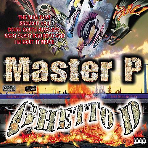 Alliance Master P - Ghetto D