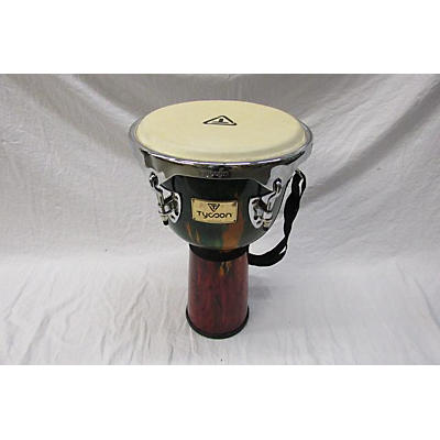 Tycoon Percussion Master Palette Djembe