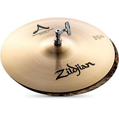 Zildjian Master Sound Hi-Hat Cymbals
