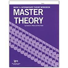 KJOS Master Theory Series Book 2 Intermediate Theory
