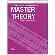 KJOS Master Theory Series Book 3 Advanced Theory