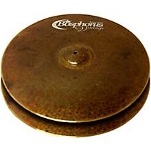 Bosphorus Cymbals Master Vintage Hi-Hat Cymbal
