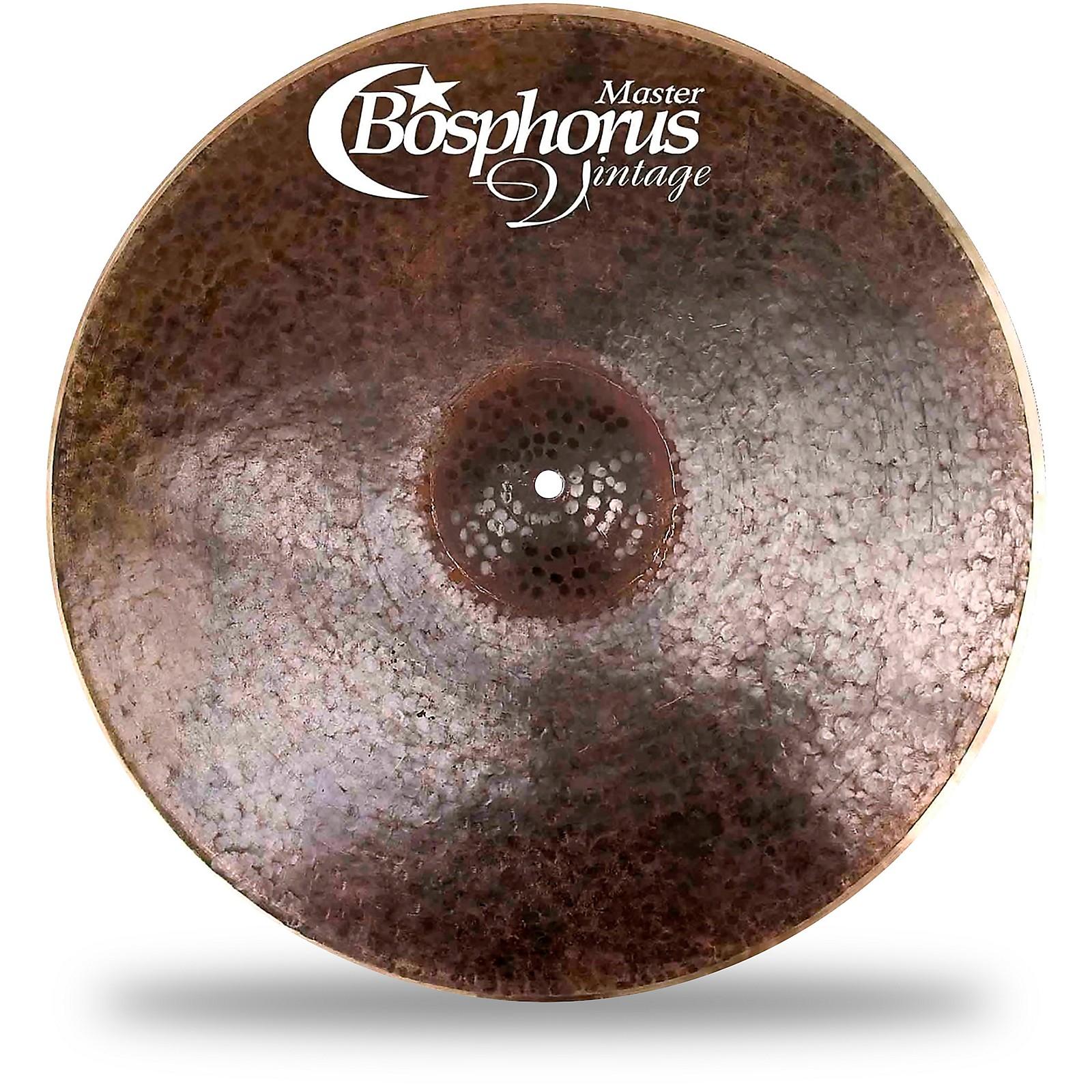 Bosphorus Cymbals Master Vintage Ride Cymbal