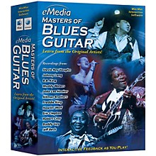 Emedia Master of Blues Guitar CDROM