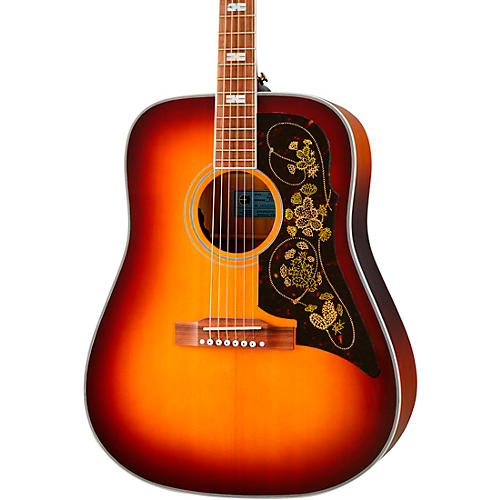 Epiphone Masterbilt Frontier Acoustic-Electric Guitar Iced Tea Aged Gloss