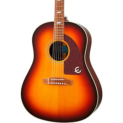 Epiphone Masterbilt Texan Acoustic-Electric Guitar