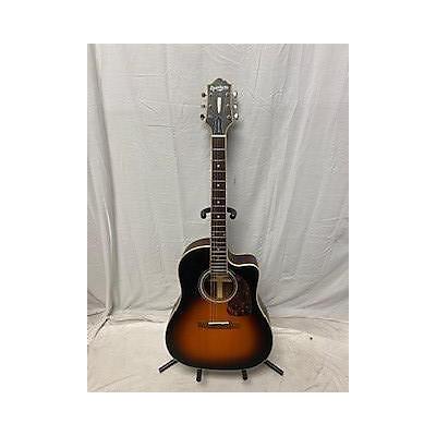 Epiphone Masterbuilt AJ-500RCE Acoustic Electric Guitar