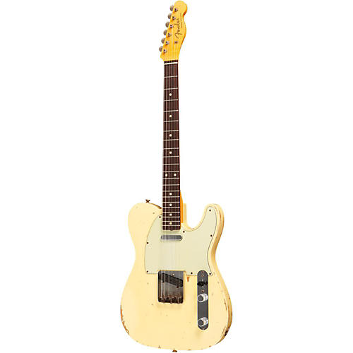 Fender Custom Shop Masterbuilt By Dale Wilson 1960 Heavy Relic Telecaster Electric Guitar