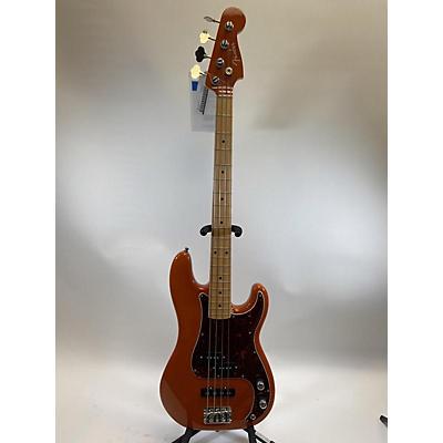 Fender Masterbuilt By Dennis Galuszka Precision Bass Electric Bass Guitar