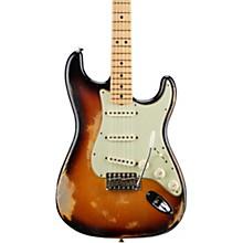 Fender Custom Shop Masterbuilt Greg Fessler 1969 Stratocaster Relic Maple Fingerboard Electric Guitar