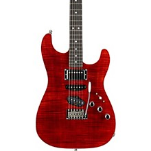 Masterbuilt Kyle McMillin HST Stratocaster NOS Ebony Fingerboard Electric Guitar Transparent Red