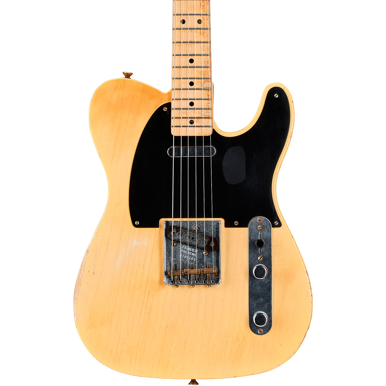 Fender Custom Shop Masterbuilt Limited 70th Anniversary Broadcaster Relic Electric Guitar
