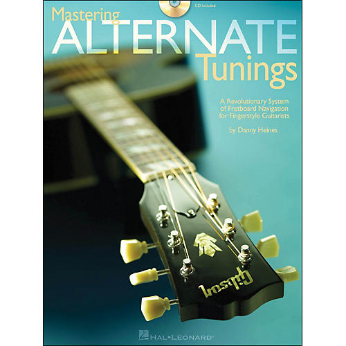 Hal Leonard Mastering Alternate Tunings Book/CD