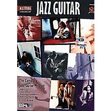 Alfred Mastering Jazz Guitar - Chord/Melody Book/CD