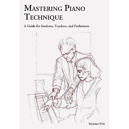 Amadeus Press Mastering Piano Technique Amadeus Series DVD Performed by Seymour Fink