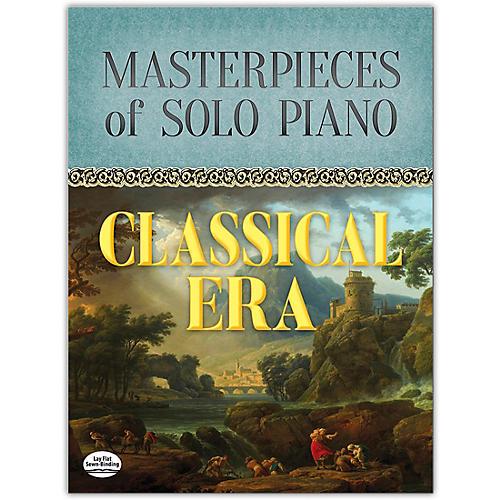 Masterpieces of Solo Piano: Classical Era Book Intermediate