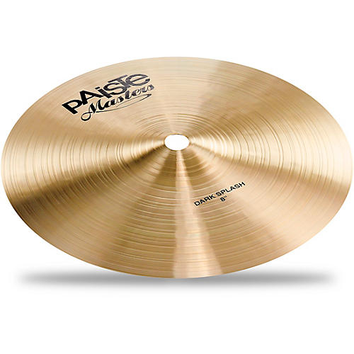 Paiste Masters Dark Splash