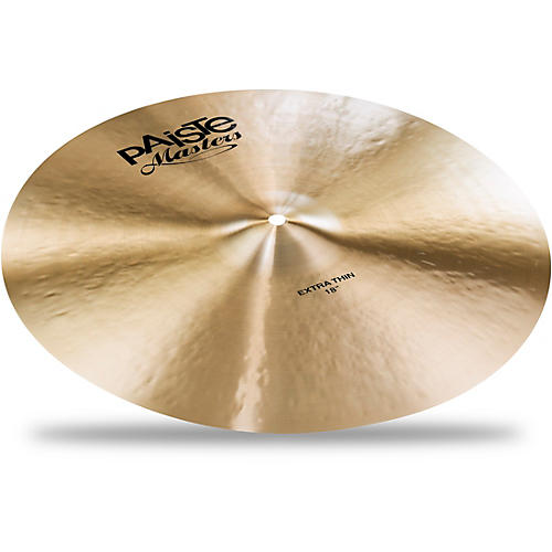 Paiste Masters Extra Thin Crash 18 in.