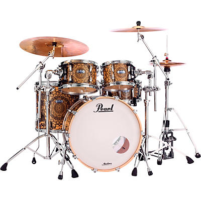 Pearl Masters Maple 4-Piece Shell Pack
