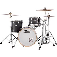 Masters Maple Complete 3-Piece Shell Pack Matte Black Mist