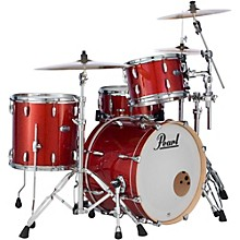 Masters Maple Complete 3-Piece Shell Pack Vermillion Sparkle