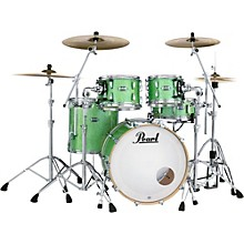 Pearl Masters Maple Complete 4-Piece Shell Pack