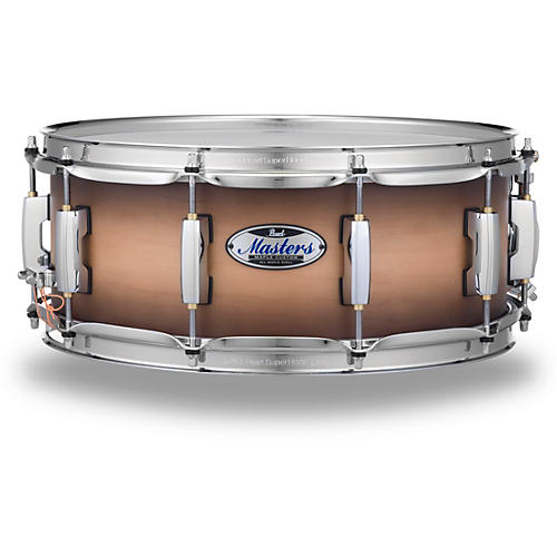 Pearl Masters Maple Complete Snare Drum Condition 1 - Mint 14 x 6.5 in. Satin Natural