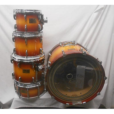 Pearl Masters Studio Birch Shell Drum Set Drum Kit