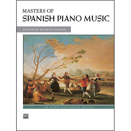 Alfred Masters of Spanish Piano Music